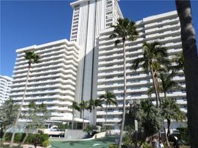 Property for sale at 3900 Galt Ocean Dr Unit: 308, Fort Lauderdale,  Florida 33308