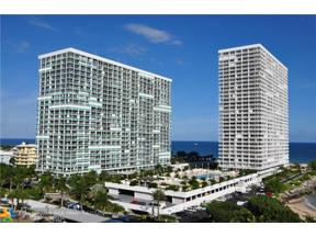 Property for sale at 2200 S Ocean Ln Unit: 2302, Fort Lauderdale,  Florida 33316