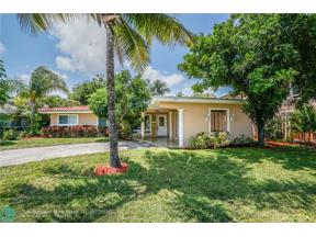 Property for sale at 5831 NE 22nd Way, Fort Lauderdale,  Florida 33308
