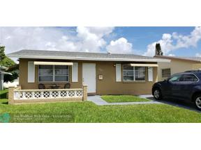 Property for sale at 5007 NW 50th St, Tamarac,  Florida 33319