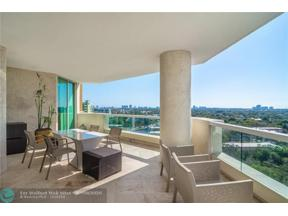 Property for sale at 411 N New River Dr Unit: 1506, Fort Lauderdale,  Florida 33301