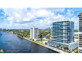 Property for sale at 920 Intracoastal Drive Unit: PH1, Fort Lauderdale,  Florida 33304