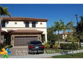Property for sale at 12315 S Village Cr Unit: 12315, Davie,  Florida 33325