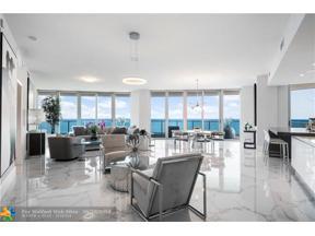 Property for sale at 701 N Fort Lauderdale Blvd Unit: 1201, Fort Lauderdale,  Florida 33304