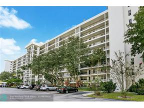 Property for sale at 2900 N Course Dr Unit: 810, Pompano Beach,  Florida 33069