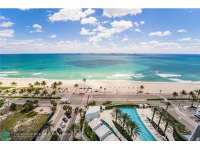 Property for sale at 701 N Fort Lauderdale Beach Blvd Unit: 1402, Fort Lauderdale,  Florida 33304