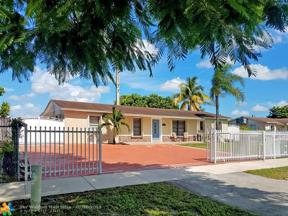 Property for sale at 20251 NW 42nd Ave, Miami Gardens,  Florida 33055