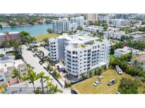 Property for sale at 1100 100 Street Unit: 305, Bay Harbor Islands,  Florida 33154