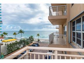 Property for sale at 3850 Galt Ocean Dr Unit: 409, Fort Lauderdale,  Florida 33308