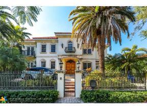 Property for sale at 925 Ponce De Leon Dr, Fort Lauderdale,  Florida 33316