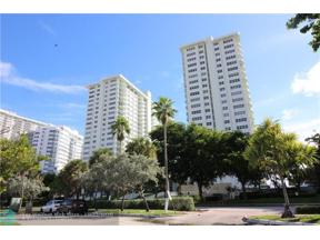 Property for sale at 3410 Galt Ocean Dr Unit: 710N, Fort Lauderdale,  Florida 33308