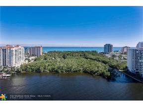 Property for sale at 920 Intracoastal Drive Unit: PH2, Fort Lauderdale,  Florida 33304
