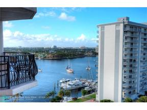 Property for sale at 100 S Birch Road Unit: 1103, Fort Lauderdale,  Florida 33316