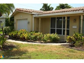 Property for sale at 2030 NE 60th St, Fort Lauderdale,  Florida 33308