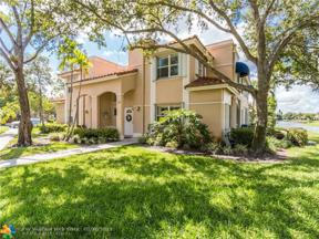 Property for sale at 561 Racquet Club Rd Unit: 23, Weston,  Florida 33326