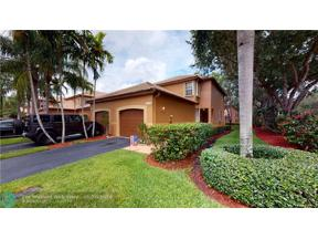 Property for sale at 1516 Barcelona Wy Unit: 6-20, Weston,  Florida 33327