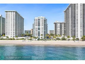 Property for sale at 3430 Galt Ocean Dr Unit: 310, Fort Lauderdale,  Florida 33308