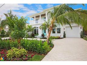 Property for sale at 2601 NE 26th Ave, Lighthouse Point,  Florida 33064