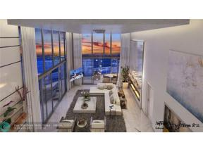 Property for sale at 730 N Ocean Blvd` Unit: 1904 - PENTHOUSE D, Pompano Beach,  Florida 33062