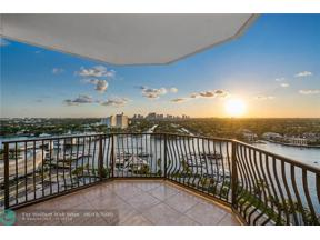 Property for sale at 100 S Birch Rd Unit: 1705, Fort Lauderdale,  Florida 33316