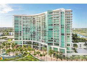 Property for sale at 1 N Ocean Blvd Unit: 1506, Pompano Beach,  Florida 33062