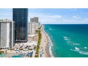 Property for sale at 2030 S South Ocean Blvd Unit: 1211, Hallandale Beach,  Florida 33009