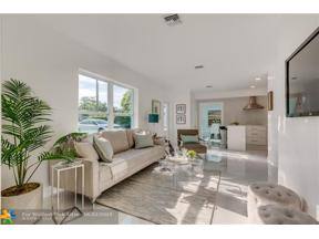 Property for sale at 1708 NE 16th Ter, Fort Lauderdale,  Florida 33305