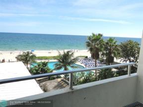 Property for sale at 4040 Galt Ocean Dr Unit: 312, Fort Lauderdale,  Florida 33308