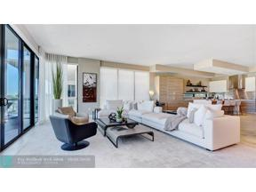 Property for sale at 80 Hendricks Isle Unit: Penthouse 2, Fort Lauderdale,  Florida 33301