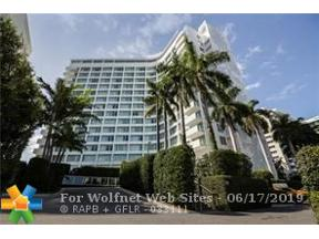 Property for sale at 1100 West Av Unit: 523, Miami,  Florida 33139