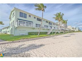 Property for sale at 5400 N Ocean Blvd Unit: 57, Lauderdale By The Sea,  Florida 33308