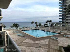 Property for sale at 3500 Galt Ocean Dr Unit: 203, Fort Lauderdale,  Florida 33308