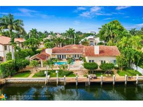Property for sale at 2521 Del Lago Dr, Fort Lauderdale,  Florida 33316