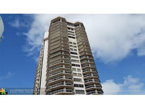 Property for sale at 20185 E Country Club Dr Unit: 2005, Aventura,  Florida 33180
