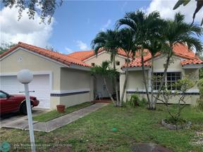 Property for sale at 4231 SW 149th Ct, Miami,  Florida 33185