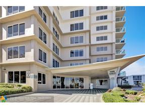 Property for sale at 1151 N Fort Lauderdale Beach Blvd Unit: 2D, Fort Lauderdale,  Florida 33304