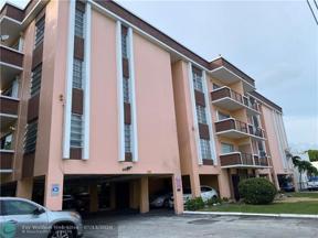 Property for sale at 365 NE 125th St Unit: 406, North Miami,  Florida 33161