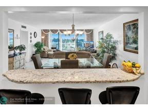 Property for sale at 303 N Riverside Dr Unit: 503, Pompano Beach,  Florida 33062