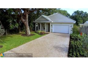 Property for sale at 1510 SW 24th St, Fort Lauderdale,  Florida 33315