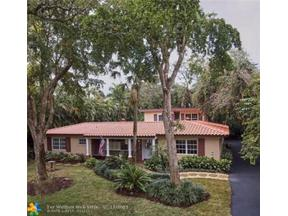 Property for sale at 1525 SW 15th Ave, Fort Lauderdale,  Florida 33312