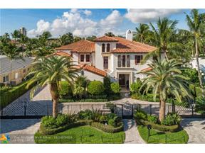 Property for sale at 30 Isla Bahia Dr, Fort Lauderdale,  Florida 33316