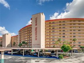 Property for sale at 2731 NE 14th St Cswy Unit: 508, Pompano Beach,  Florida 34062