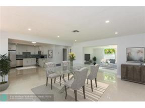 Property for sale at 5530 NE 18th Ave, Fort Lauderdale,  Florida 33334