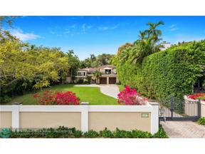 Property for sale at 1028 SE 13th Ter, Fort Lauderdale,  Florida 33316