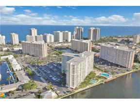 Property for sale at 3233 NE 34th St Unit: 907, Fort Lauderdale,  Florida 33308