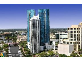 Property for sale at 333 Las Olas Way Unit: 3202, Fort Lauderdale,  Florida 33301