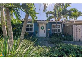 Property for sale at 936 SW 20th St, Fort Lauderdale,  Florida 33315