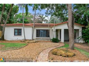 Property for sale at 1225 NE 17th Wy, Fort Lauderdale,  Florida 33304