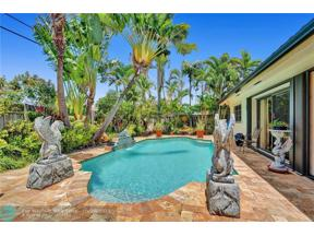 Property for sale at 2081 NE 55th St, Fort Lauderdale,  Florida 33308