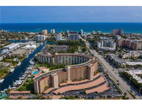 Property for sale at 2731 NE 14th Street Cswy Unit: 534, Pompano Beach,  Florida 33062